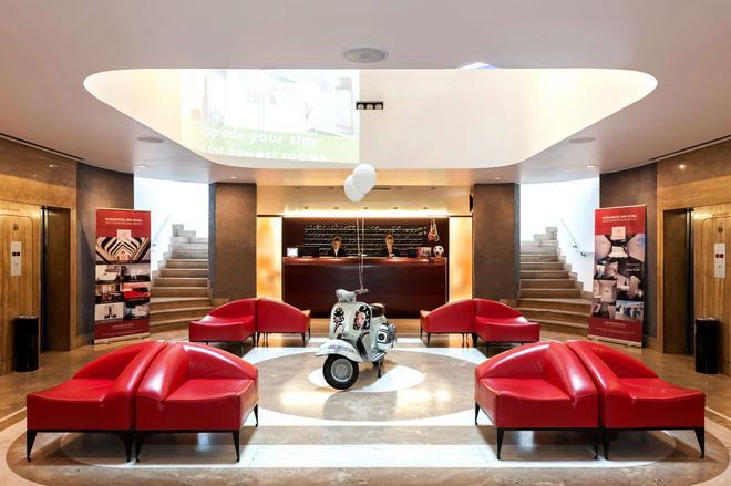 Hotel Ripa Roma - Rome - Lounge