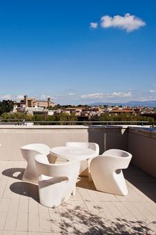 Hotel Ripa Roma - Rome - Balcony