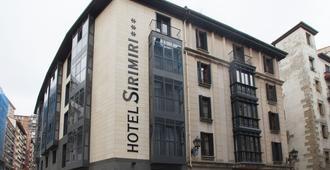 Sirimiri - Bilbao - Edificio