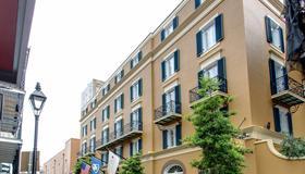 Hotel Mazarin - Nueva Orleans - Edificio