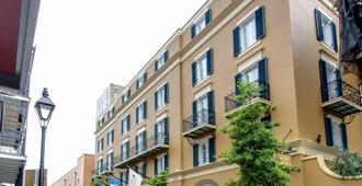 Hotel Mazarin - Новый Орлеан - Здание