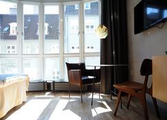 Hotel SP34 by Brøchner Hotels - Kopenhagen - Schlafzimmer