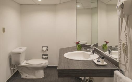 Stanza Hotel - Mexico City - Bathroom