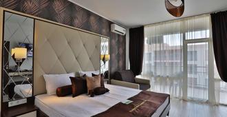 Prestige Deluxe Hotel Aquapark Club - Golden Sands - Makuuhuone