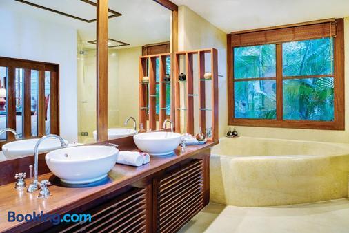 Belmond Napasai - Ko Samui - Phòng tắm