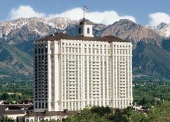 The Grand America Hotel - Salt Lake City - Bygning