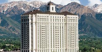 The Grand America Hotel - Salt Lake City - Rakennus