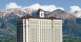 Grand America Hotel - Salt Lake City - Bâtiment