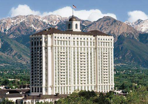 The Grand America Hotel - Salt Lake City - Rakennus