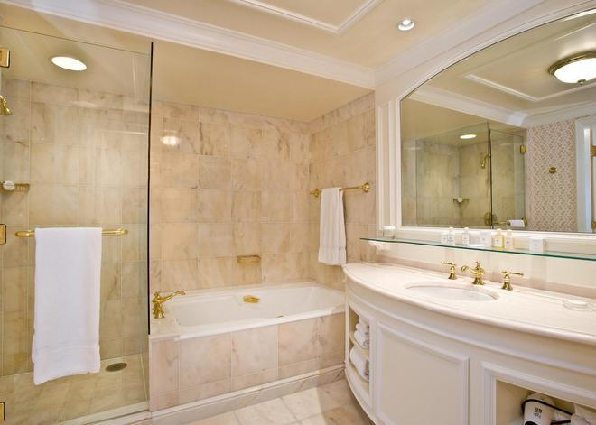 Grand America Hotel - Σολτ Λέικ Σίτι - Μπάνιο