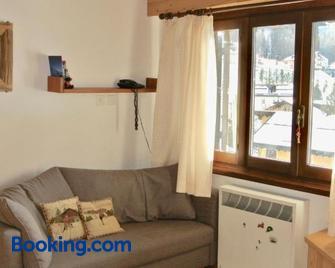 Apartment 59-4 - Silvaplana - Soggiorno