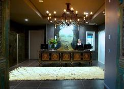 King And Queen Hotel Suites - New Plymouth - Sypialnia