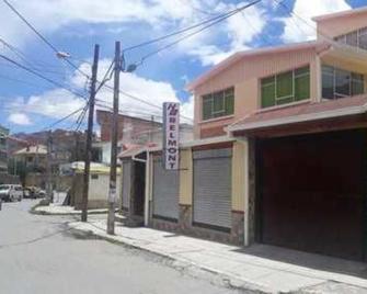 Belmont B&B - La Paz - Buiten zicht