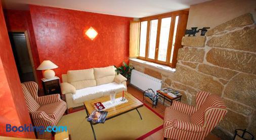 Hotel A Palleira - Allariz - Living room