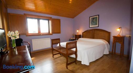 Hotel A Palleira - Allariz - Bedroom