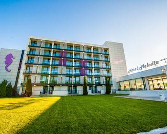 Hotel Melodia - Venus - Gebäude