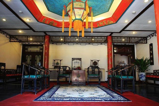 北京侶松園賓館 - 北京 - 大廳