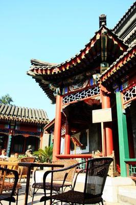 北京侶松園賓館 - 北京 - 天井