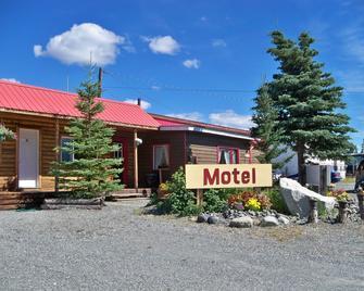 Stardust Motel - Haines Junction - Building