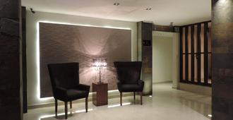 Hotel Señorial Platino - León - Resepsjon