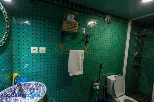 Dar Borj - Fez - Bathroom