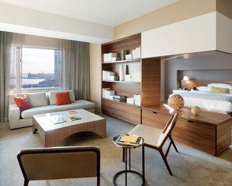 Hyatt Regency Jersey City On The Hudson - Jersey City - Living room
