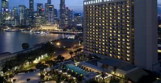Mandarin Oriental, Singapore - Singapore - Building