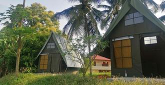 Asgiriya Ashram Bhoomi - Kandy - Gebäude