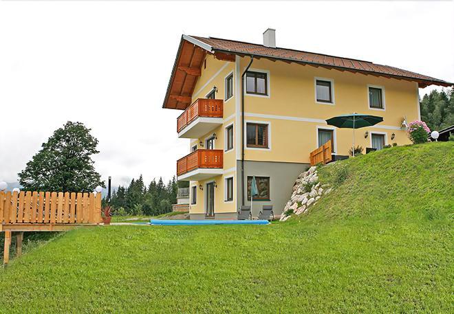 Apparthaus Taxegger - Haus Im Ennstal - Building
