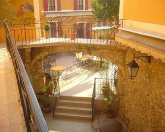 Hotel l'Oronge - Saint-Jean-du-Gard - Schodiště