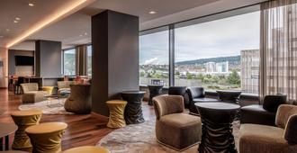 Sheraton Zurich Hotel - Zúrich - Lounge