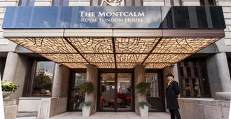 ذا مونتكالم رويال لندن هاوس - لندن - مبنى