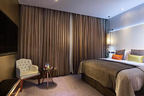Montcalm Royal London House-City of London - London - Schlafzimmer