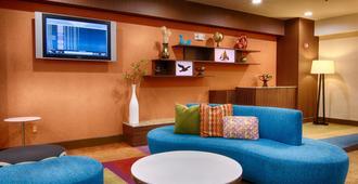 Fairfield Inn & Suites Jacksonville Airport - Jacksonville - Lobby