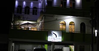 Villa del Angel Hotel - San Salvador - Edifício