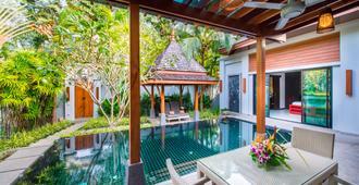 The Bell Pool Villas - Kamala - Pool