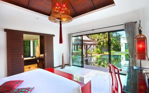 貝爾泳池別墅渡假村 - 卡馬拉 - 卡馬拉海灘 - 臥室