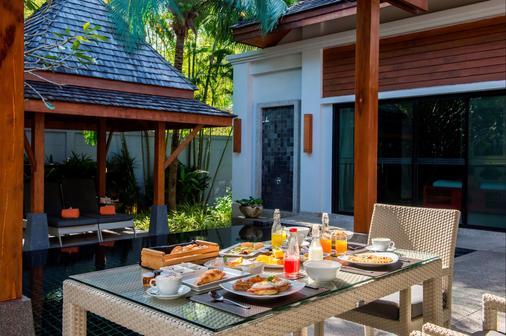 貝爾泳池別墅渡假村 - 卡馬拉 - 卡馬拉海灘 - 飲食