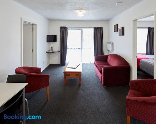 Aotea Motel - Christchurch - Living room