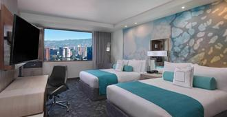 Courtyard by Marriott Guatemala City - Guatemala-Stadt - Schlafzimmer