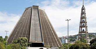Novotel Rio de Janeiro Santos Dumont - ריו דה ז'ניירו - בניין