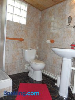 Relais du Volcan - Le Tampon - Bathroom