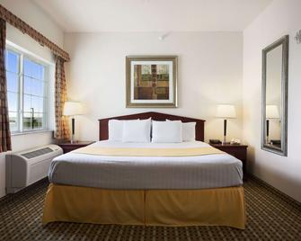 Days Inn & Suites by Wyndham Columbus NE - Columbus - Ložnice
