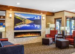 杜蘭戈凱富套房酒店 - 杜朗哥 - 杜蘭戈(科羅拉多州) - 休閒室