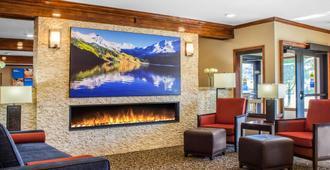 Comfort Inn & Suites Durango - דוראנגו - טרקלין