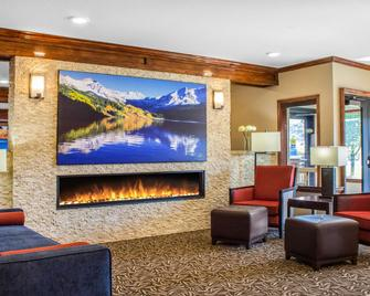 Comfort Inn & Suites Durango - Durango - Lounge