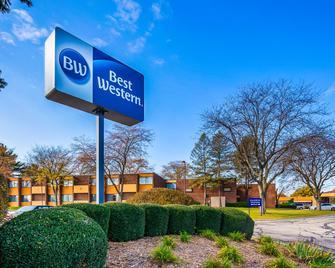 Best Western Prairie Inn & Conference Center - Galesburg - Building