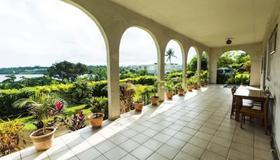 Room With A View - Port Vila - Balcony