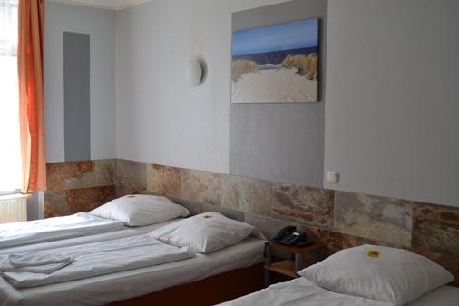 Angel Hotel - Φρανκφούρτη - Κρεβατοκάμαρα