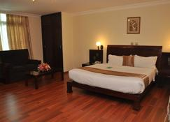 Kaleb Hotel - Αντίς Αμπέμπα - Κρεβατοκάμαρα